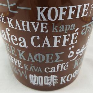STARBUCKS Coffee Mug Languages Koffie Cafea, 2008
